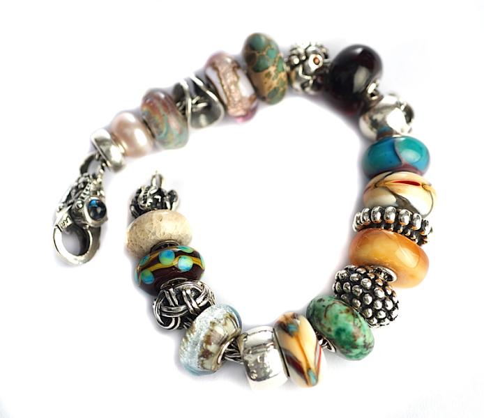TROLLBEAD ANNIVERSARY BRACELET « Bracelets: Jewelry