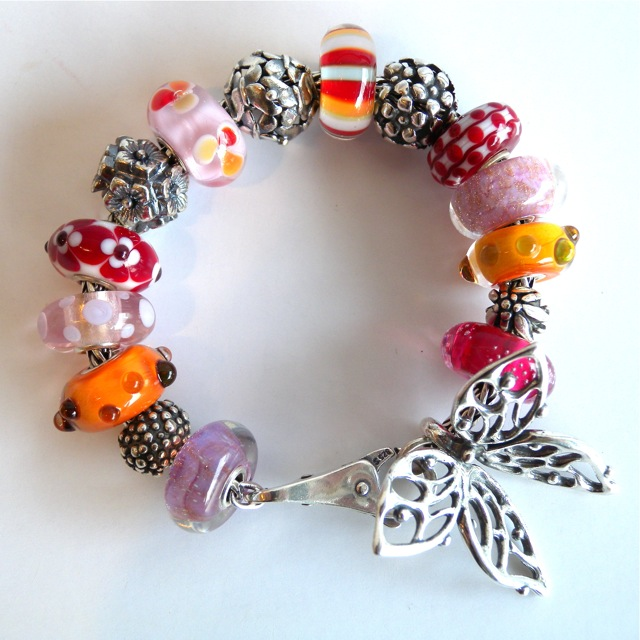 Trollbeads Inspiration: Citrus Punch