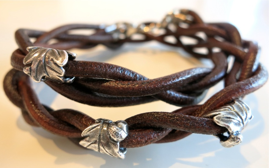 acorn-bracelet