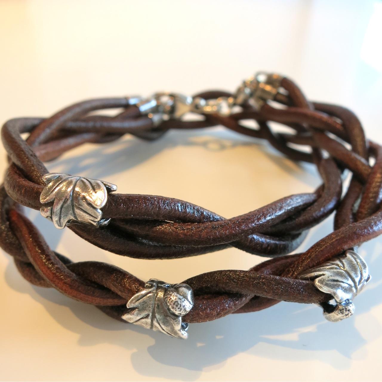 Trollbeads Inspiration: Acorn Bracelet – tartooful