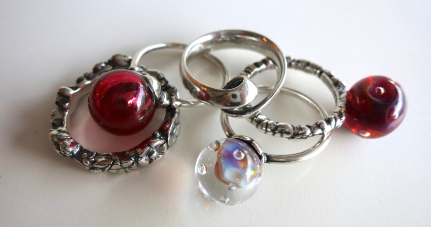Recently we decided to stock up on some of the various Trollbeads rings…  and we fell in love with so many of the pieces that arrived. 0f281035c503