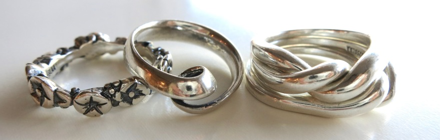 The collection of ring designs by Trollbeads. 6b570b3f9c24